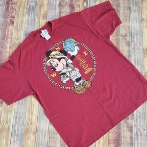 DISNEY NWT ANIMAL KINGDOM TEE MENS XL